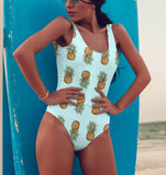 Retro Pineapple Swimsuit