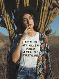 This Is My Alien From Area 51 Costume Shirt