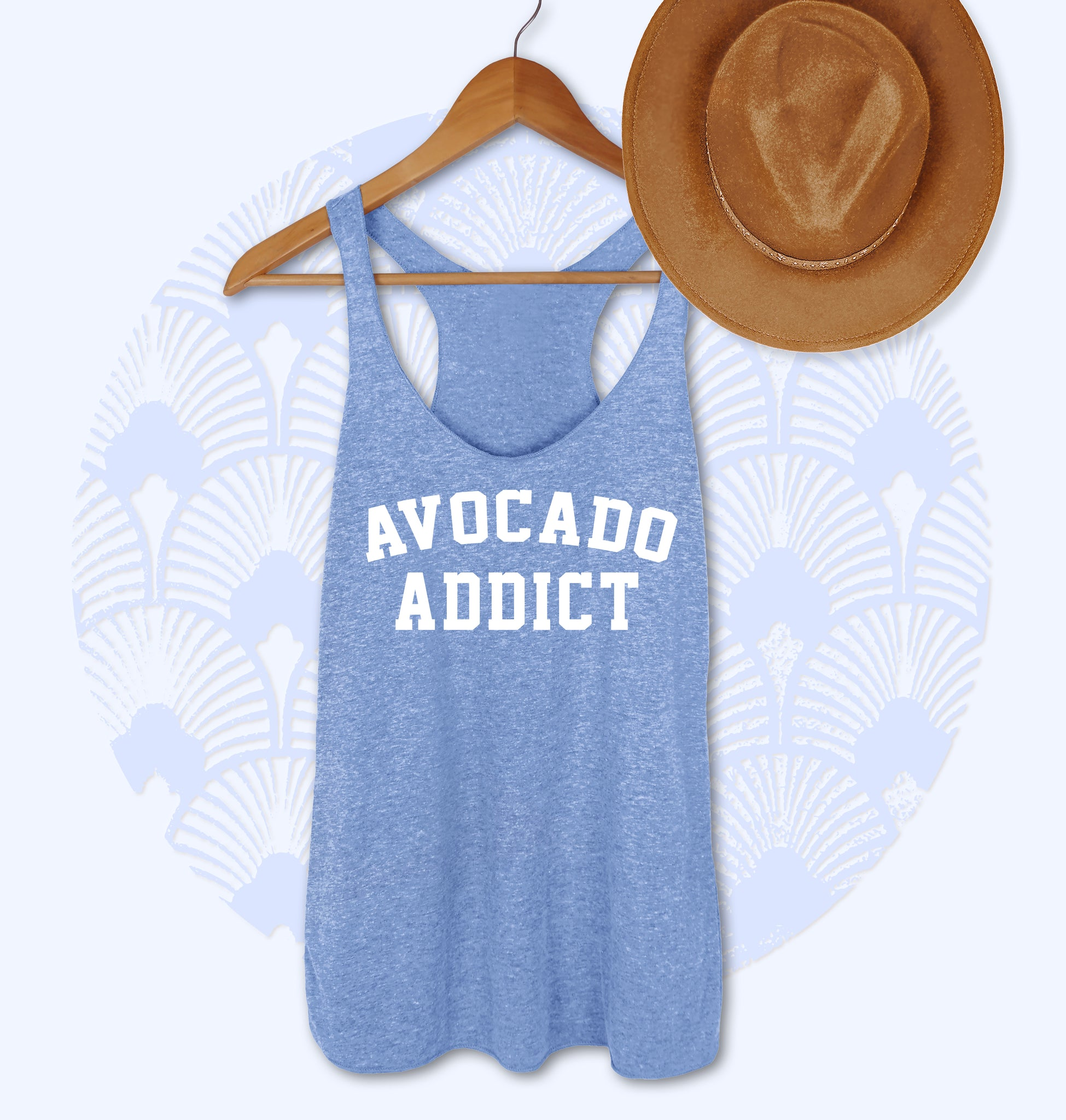 Avocado Addict Tank