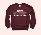 Best Brother In The Galaxy Sweatshirt - HighCiti