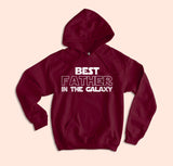 Best Father In The Galaxy Hoodie