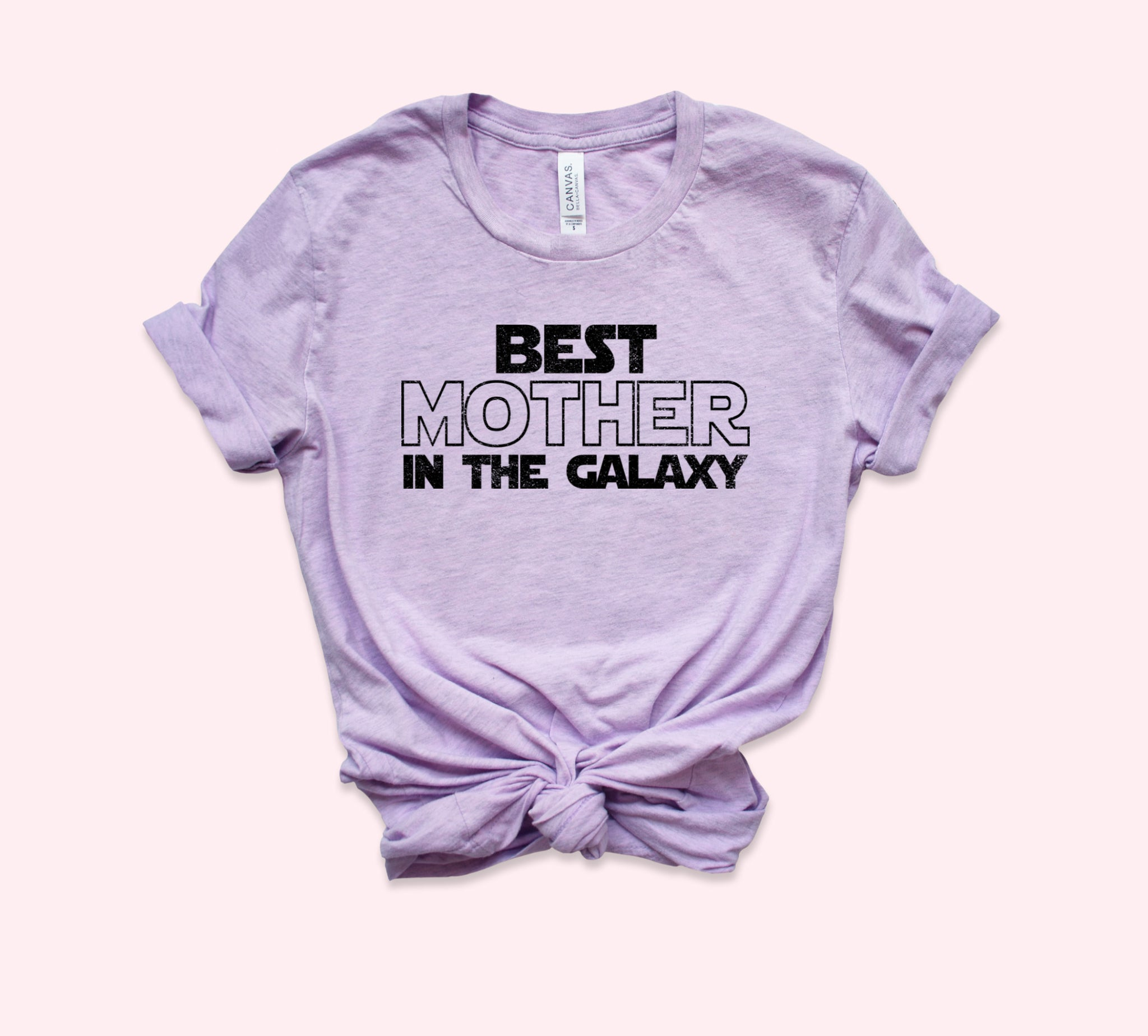Best Mother In The Galaxy Shirt