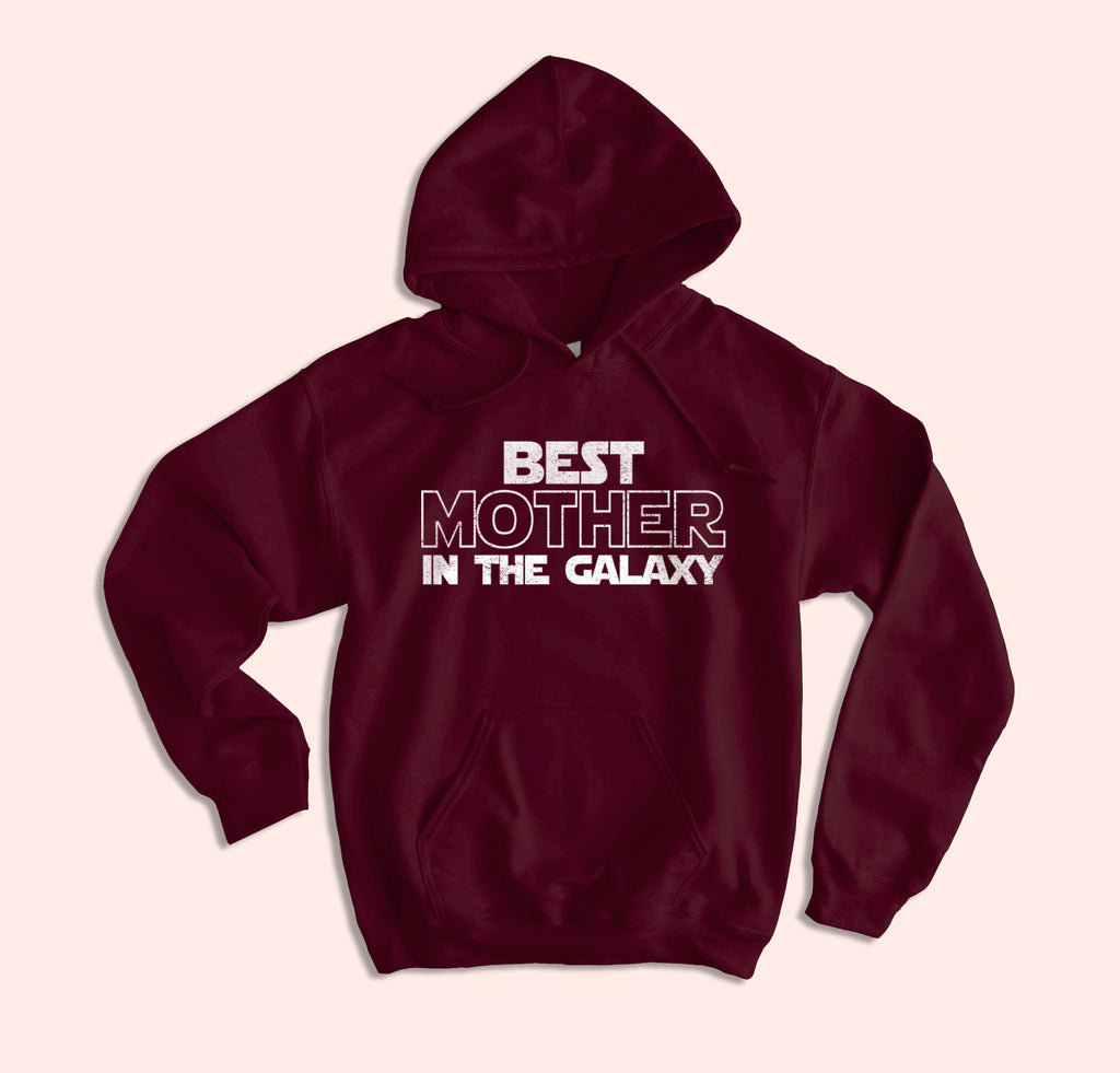 Best Mother In The Galaxy Hoodie - HighCiti