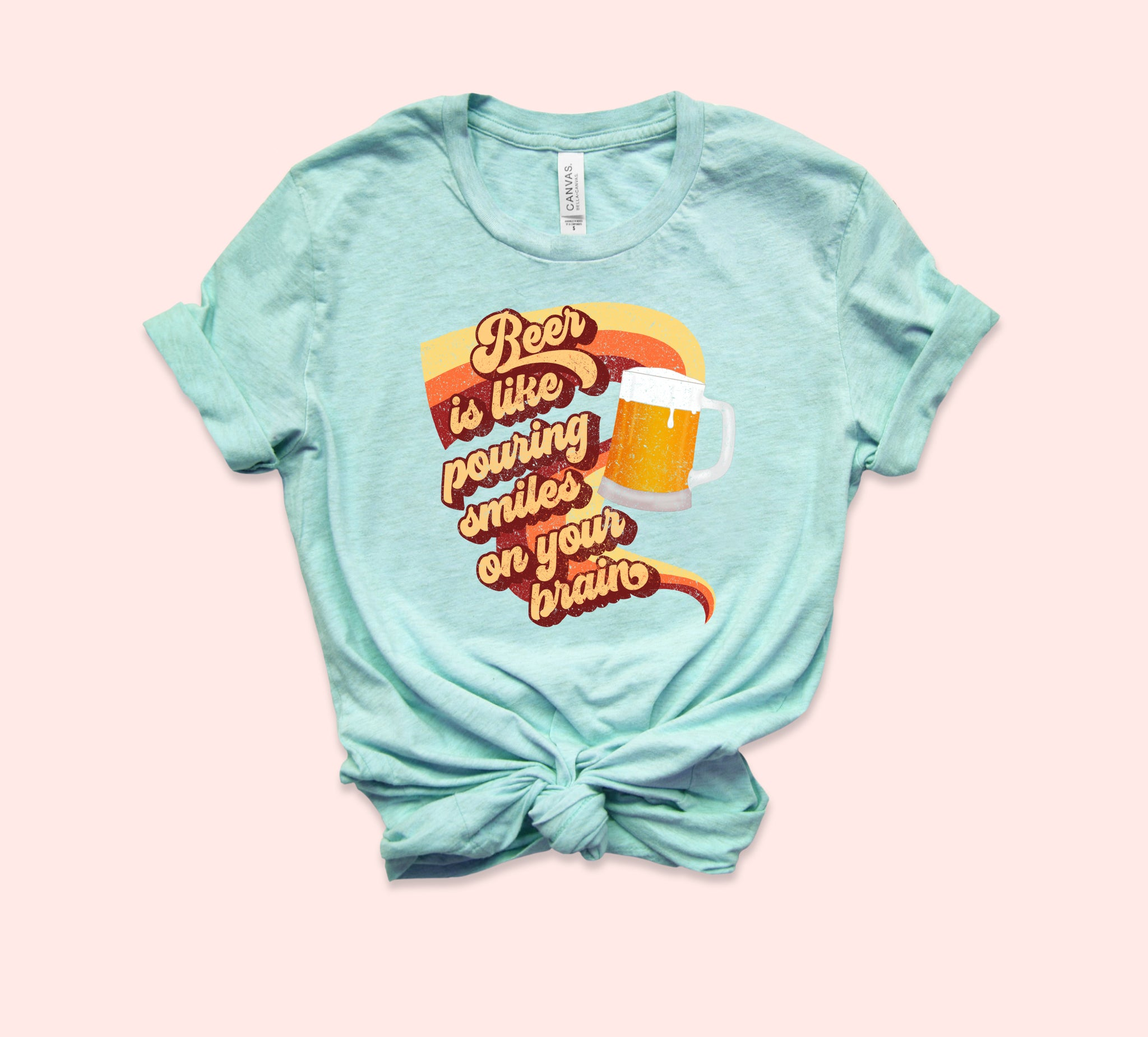 Beer Smiles Shirt