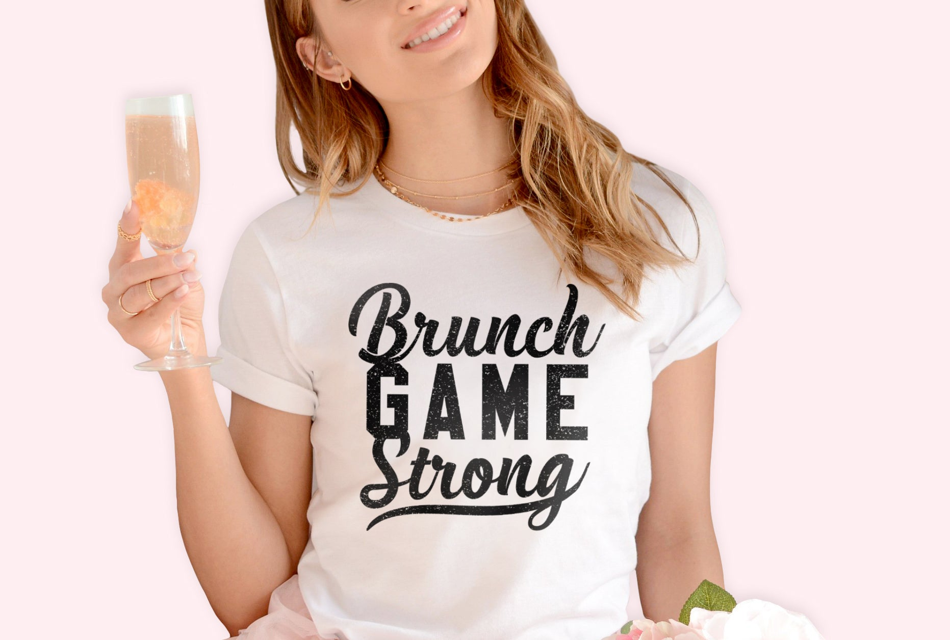 Brunch Game Strong Shirt