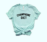 Champagne Diet Shirt