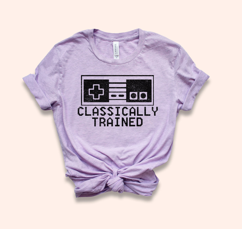 Classiscally Trained Shirt