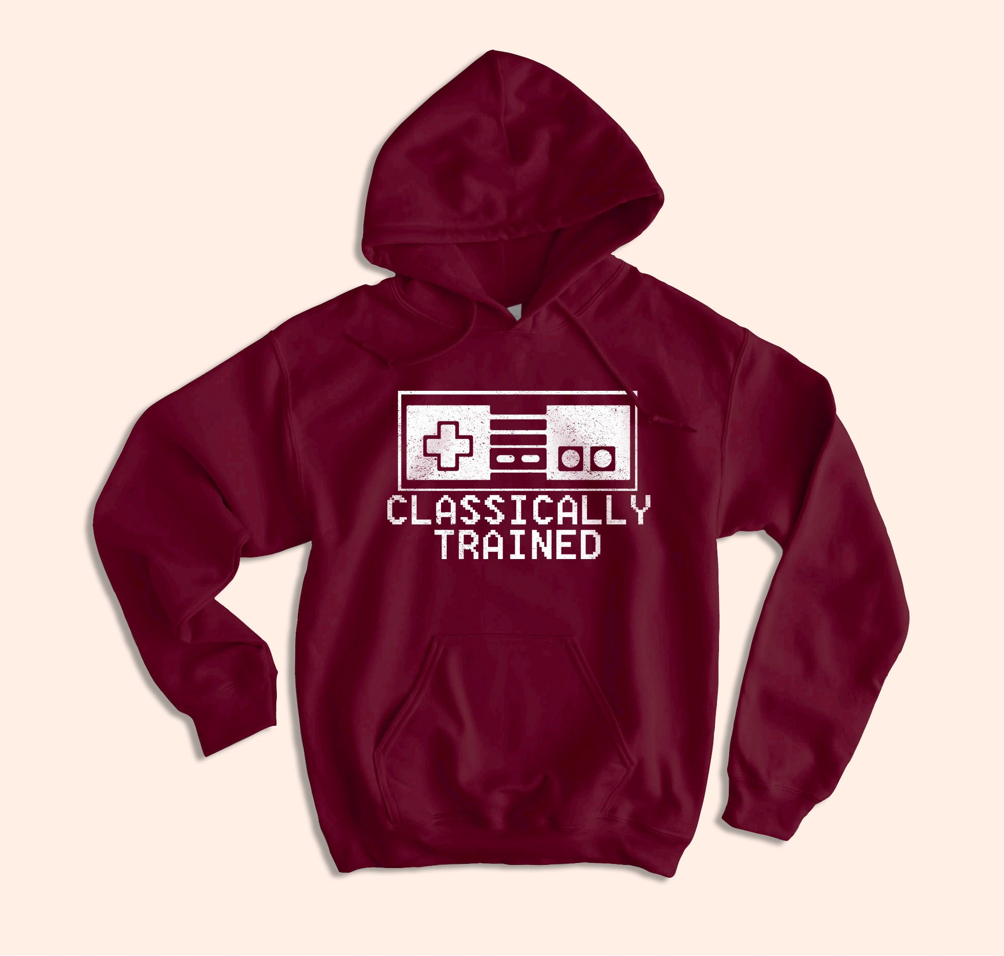 Classically Trained Hoodie