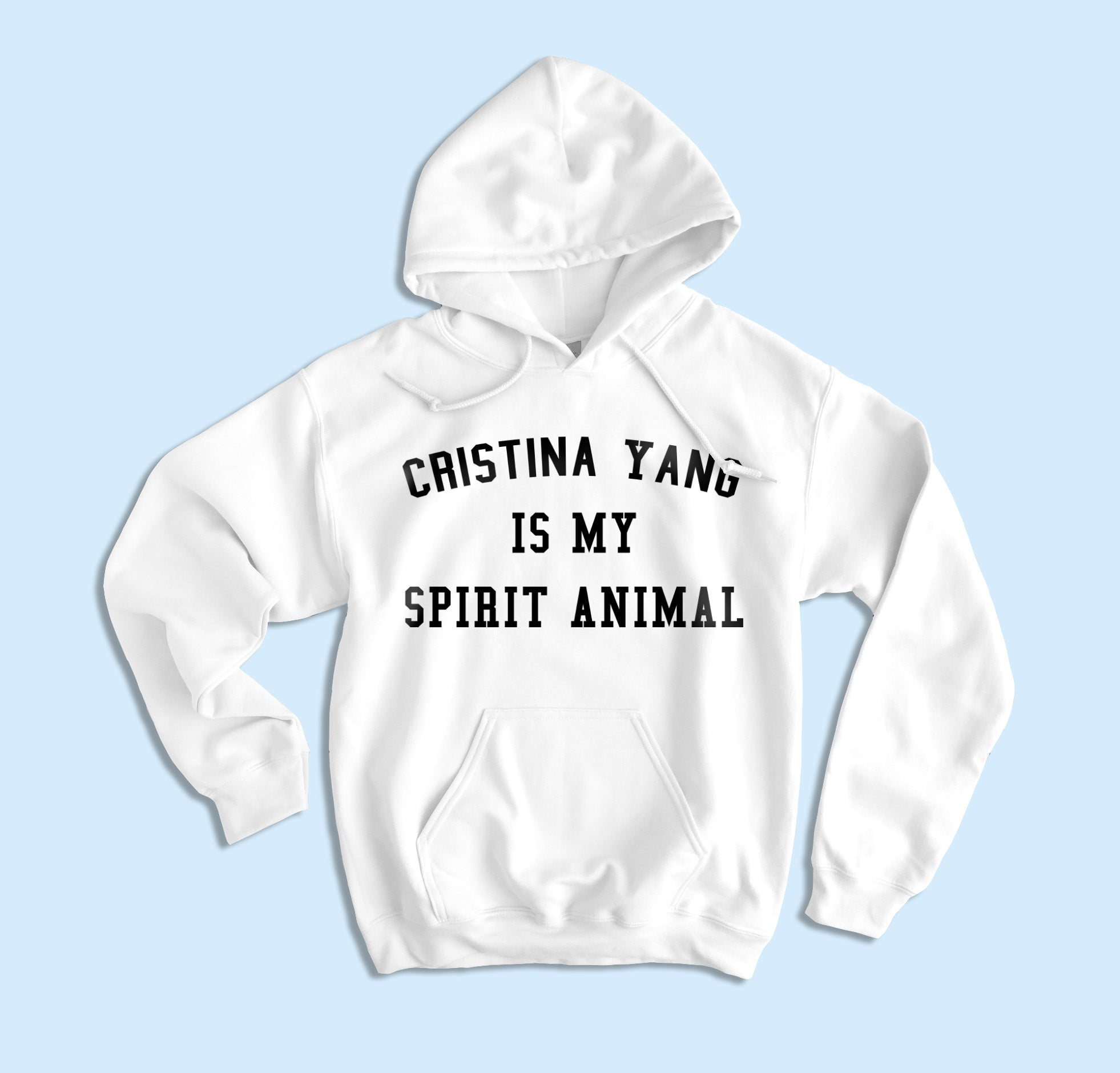Cristina Yang Is My Spirit Animal Hoodie