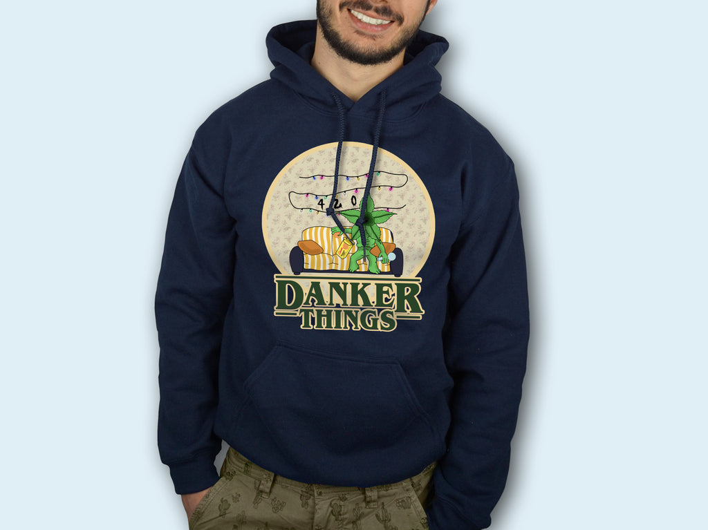 Danker Things Hoodie - HighCiti