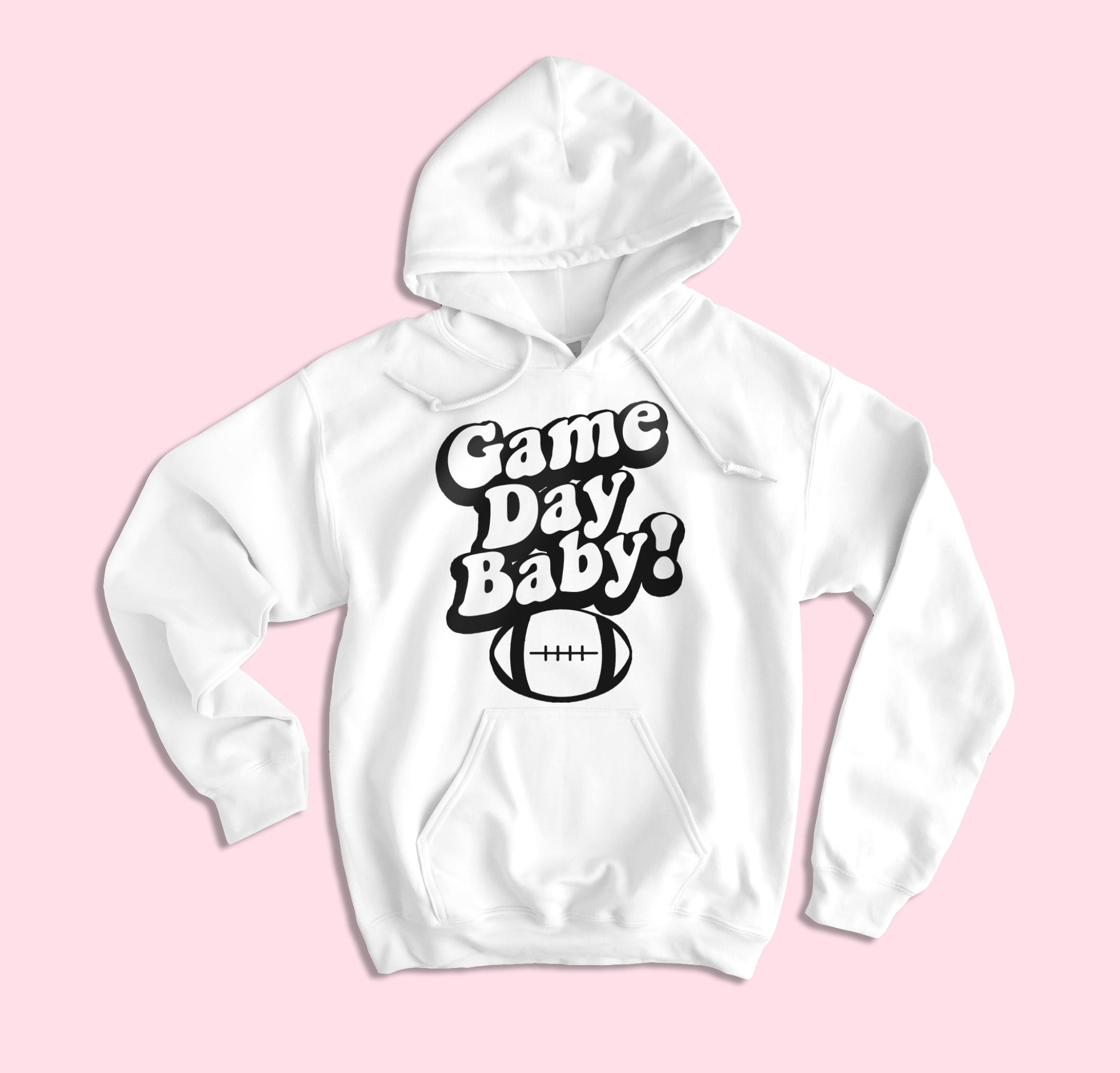 Game Day Baby Hoodie