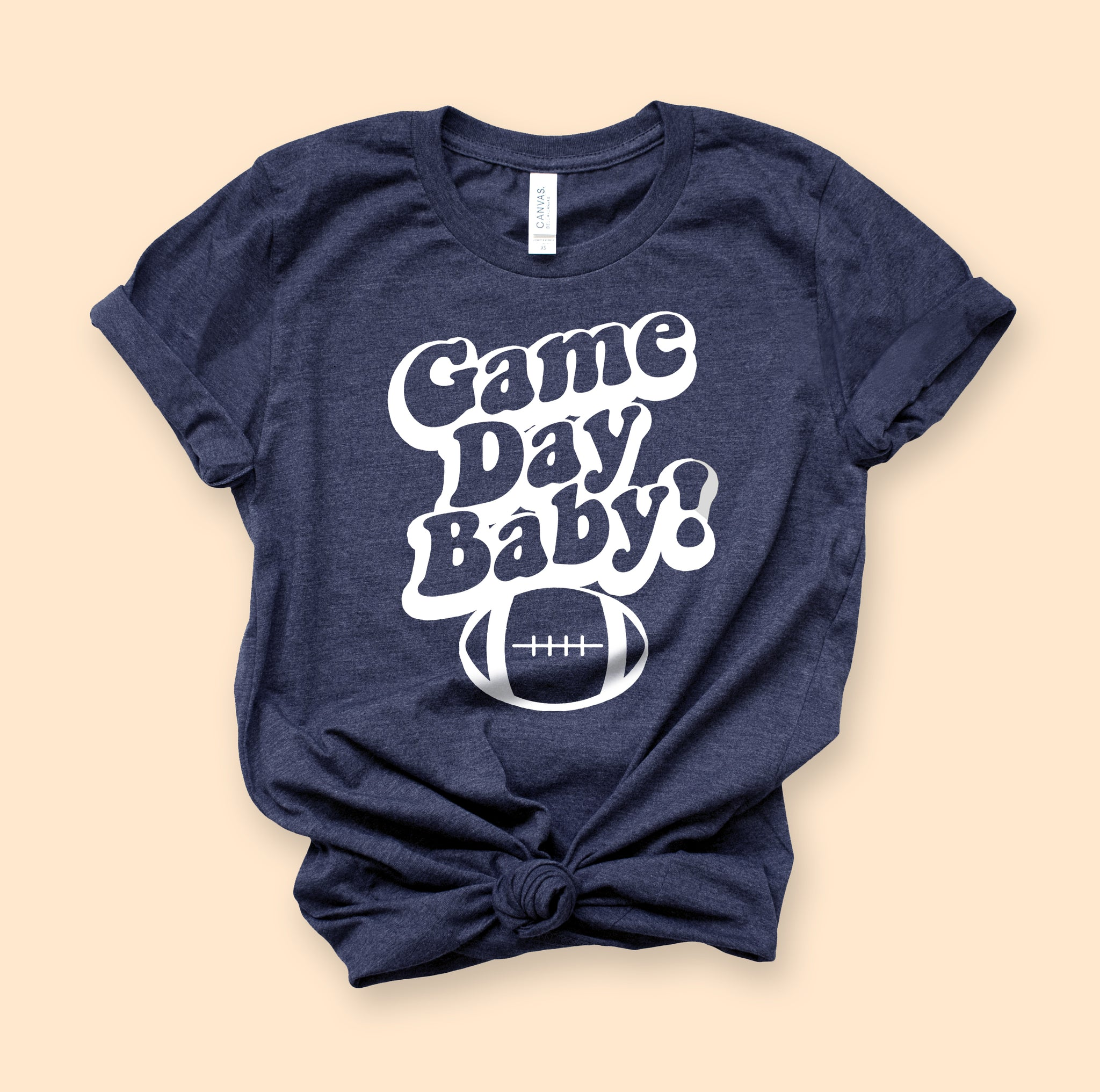 Game Day Baby Shirt