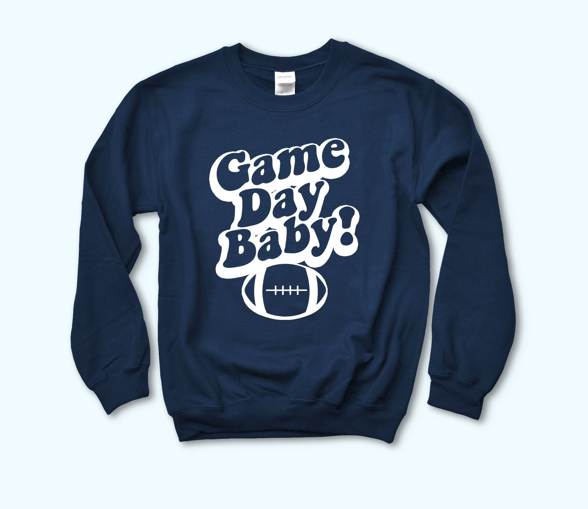 Game Day Baby Sweatshirt