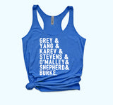 Grey's Anatomy Tank - HighCiti