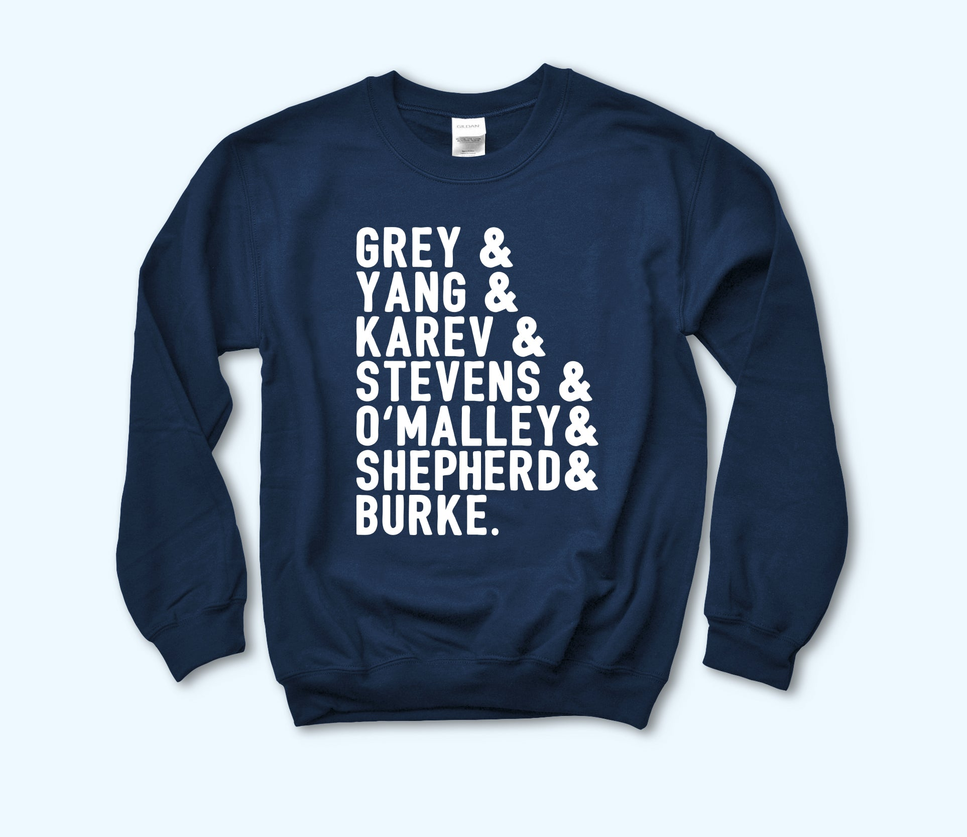Grey's Anatomy Sweatshirt