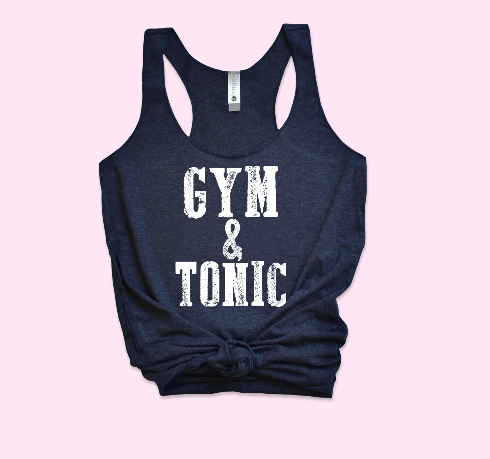 Gym And Tonic Tank - HighCiti