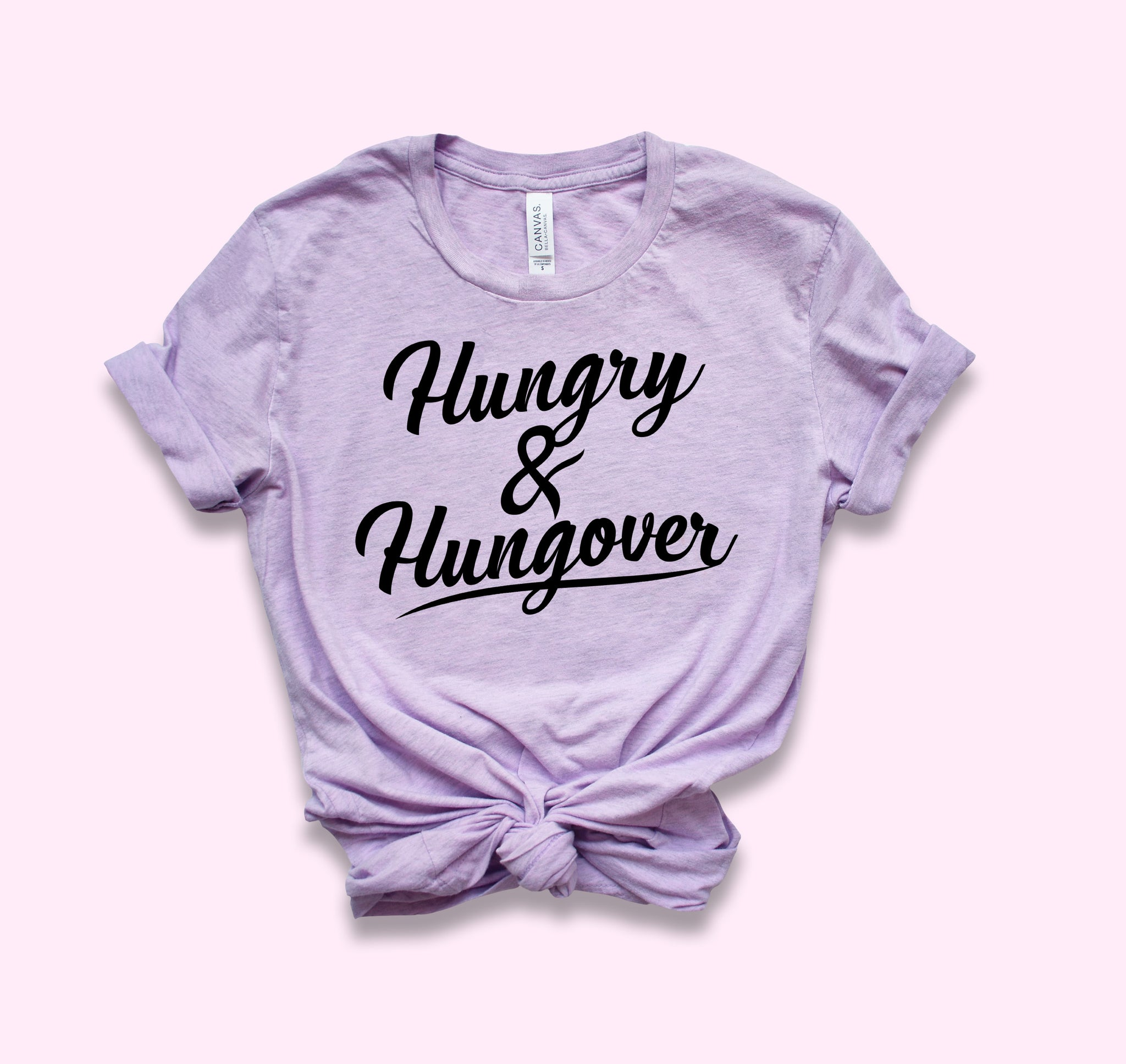 Hungry And Hungover Shirt
