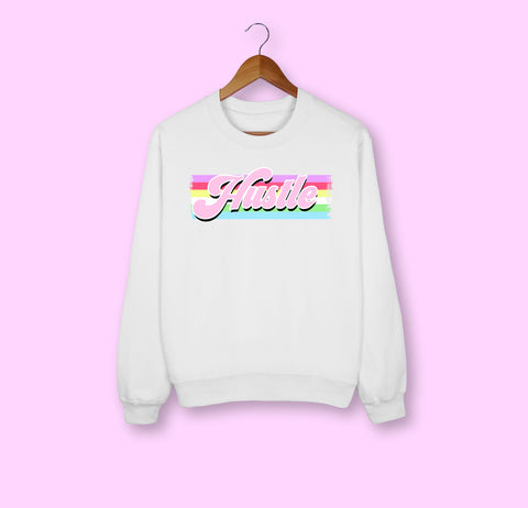 Hustle Sweatshirt - HighCiti