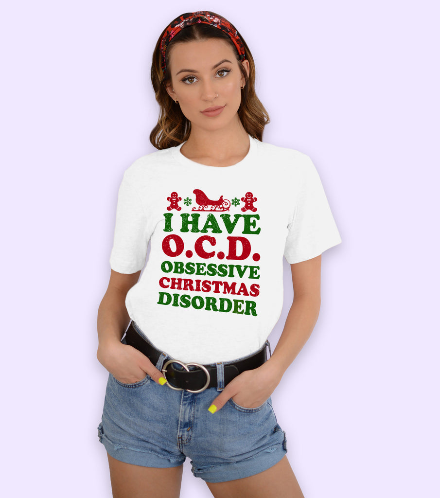 I Have O.C.D Shirt - HighCiti