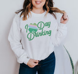 I Shamrock Day Drinking Sweatshirt