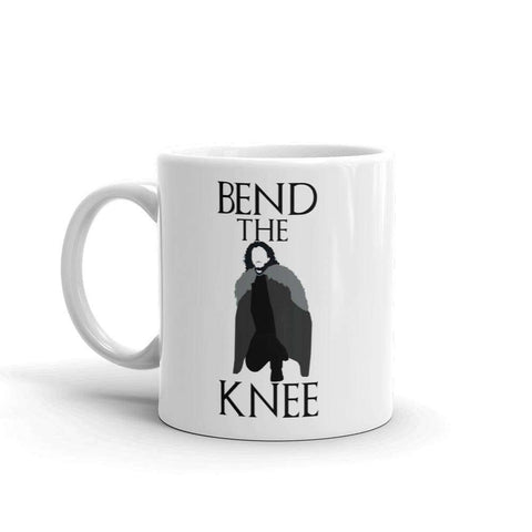 Bend The Knee Mug - HighCiti