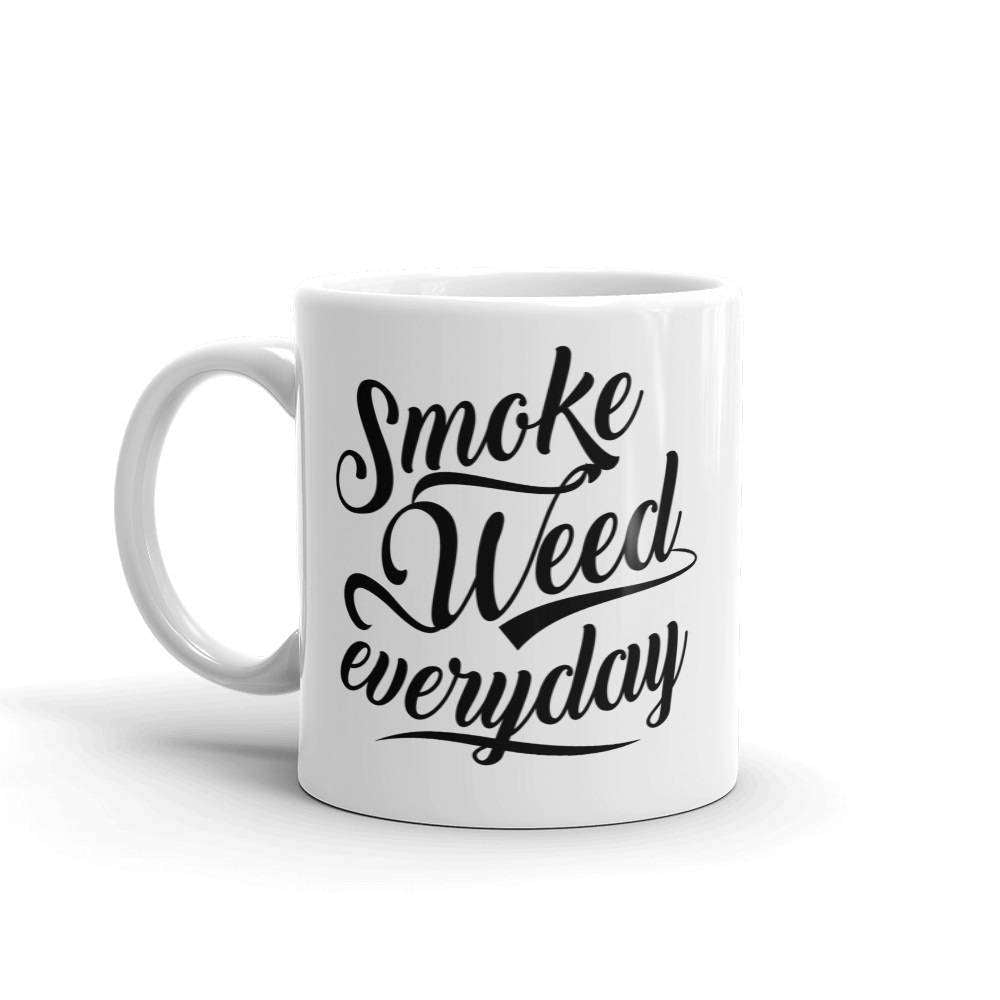 Smoke Weed Everyday Mug - HighCiti