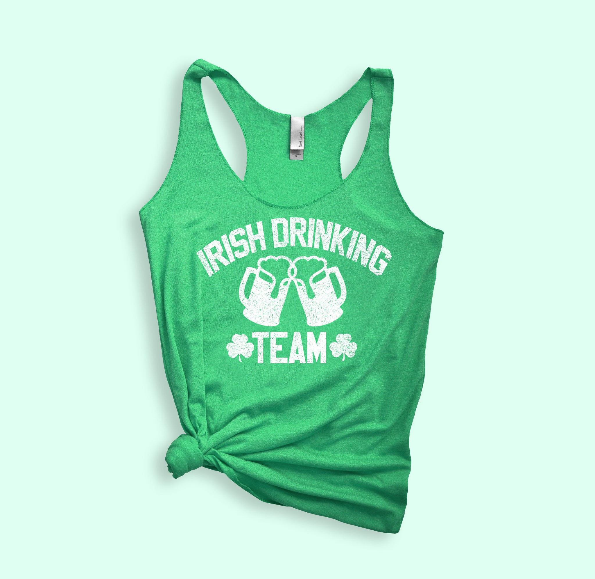 Irish Drinking Team Tank