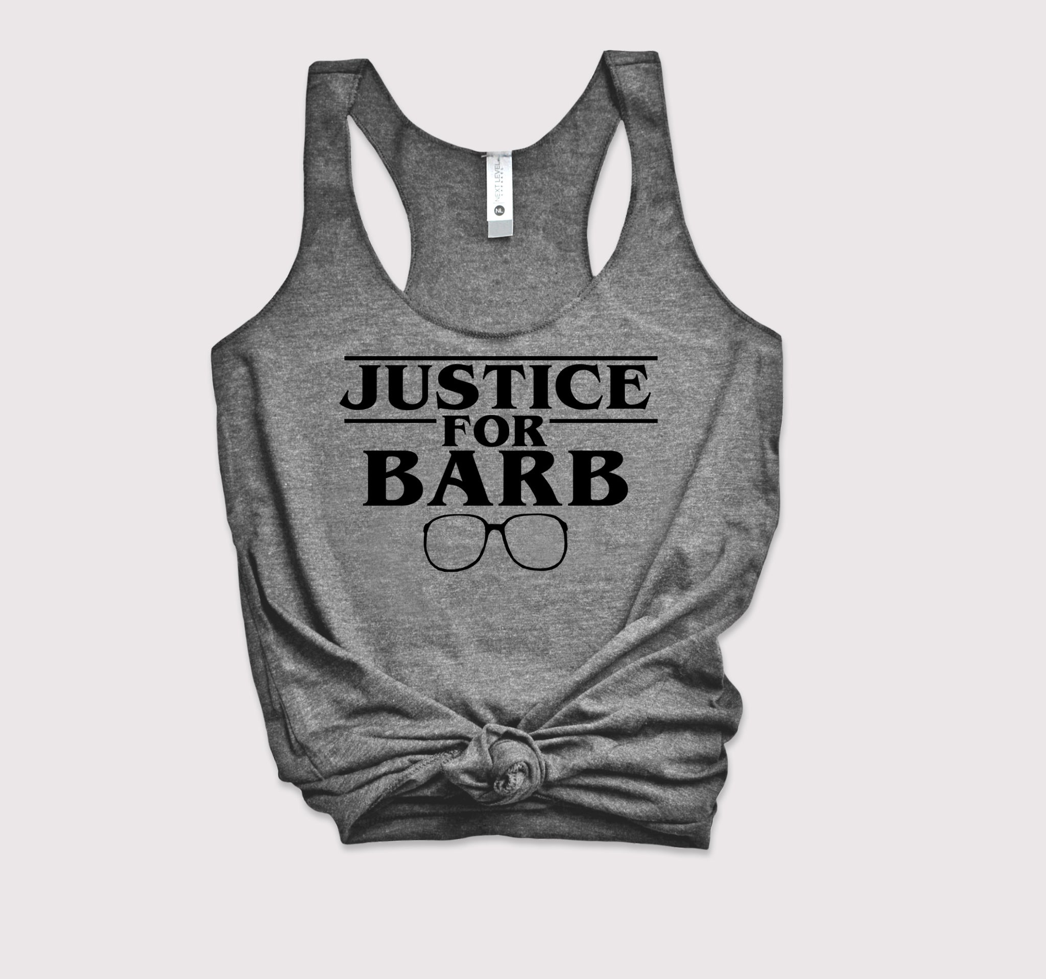 Justice For Barb Tank - HighCiti