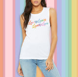 Love Is Love Muscle Tank