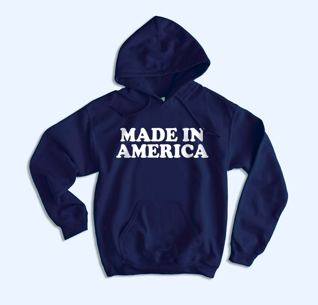 Made In America Hoodie - HighCiti