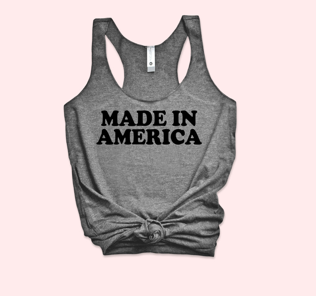 Made In America Tank - HighCiti