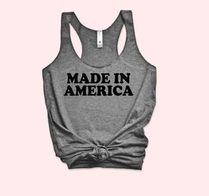 Made In America Tank