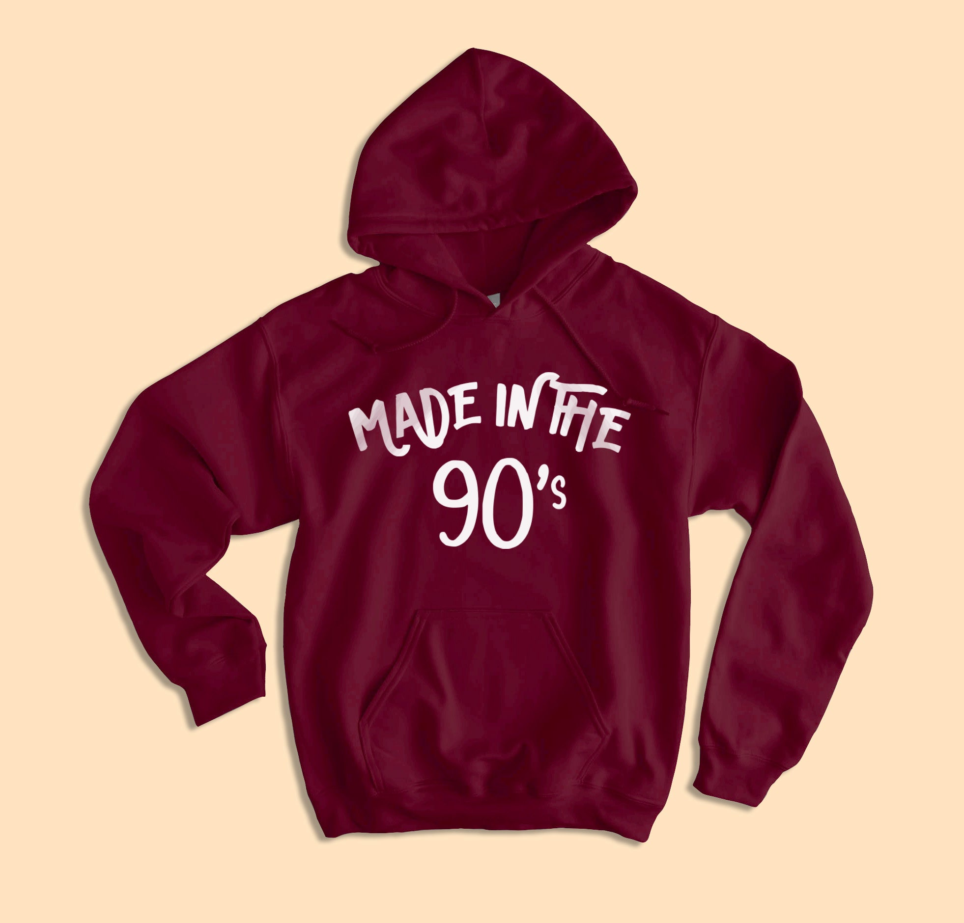 Made In The 90's Hoodie