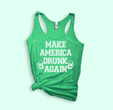 Make America Drunk Again Tank