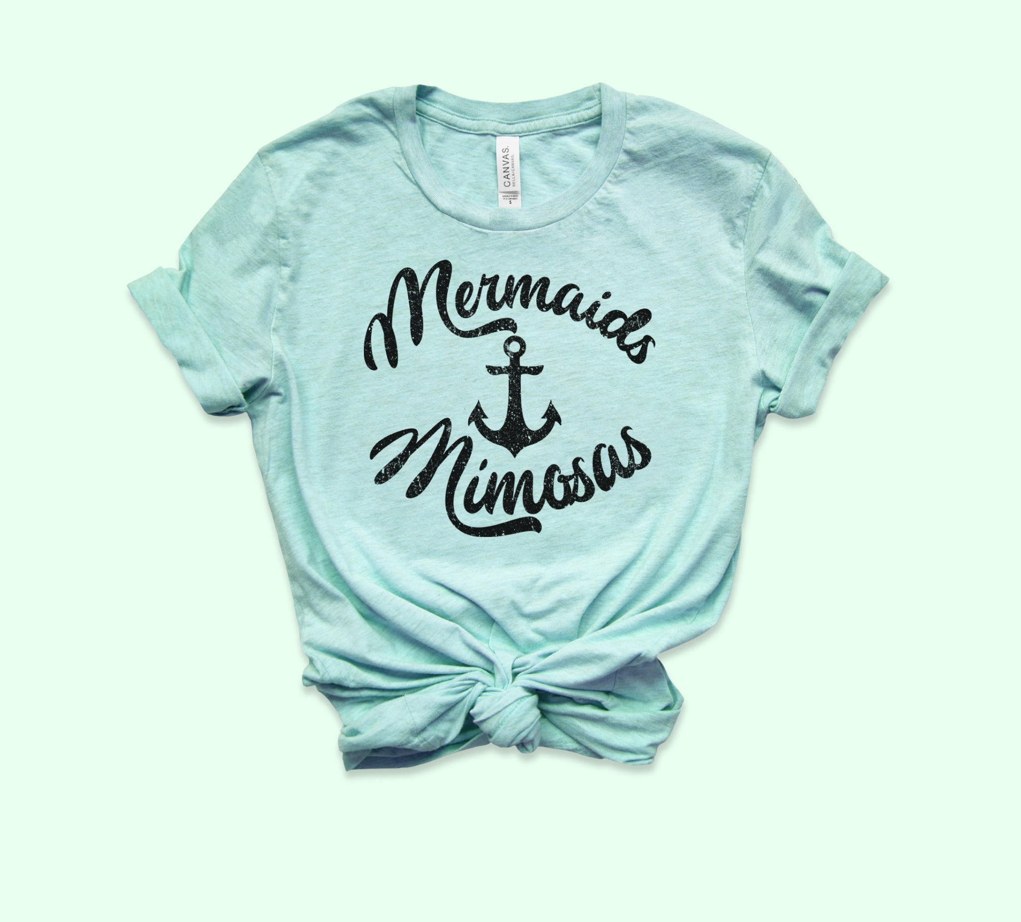 Mermaids And Mimosas Shirt