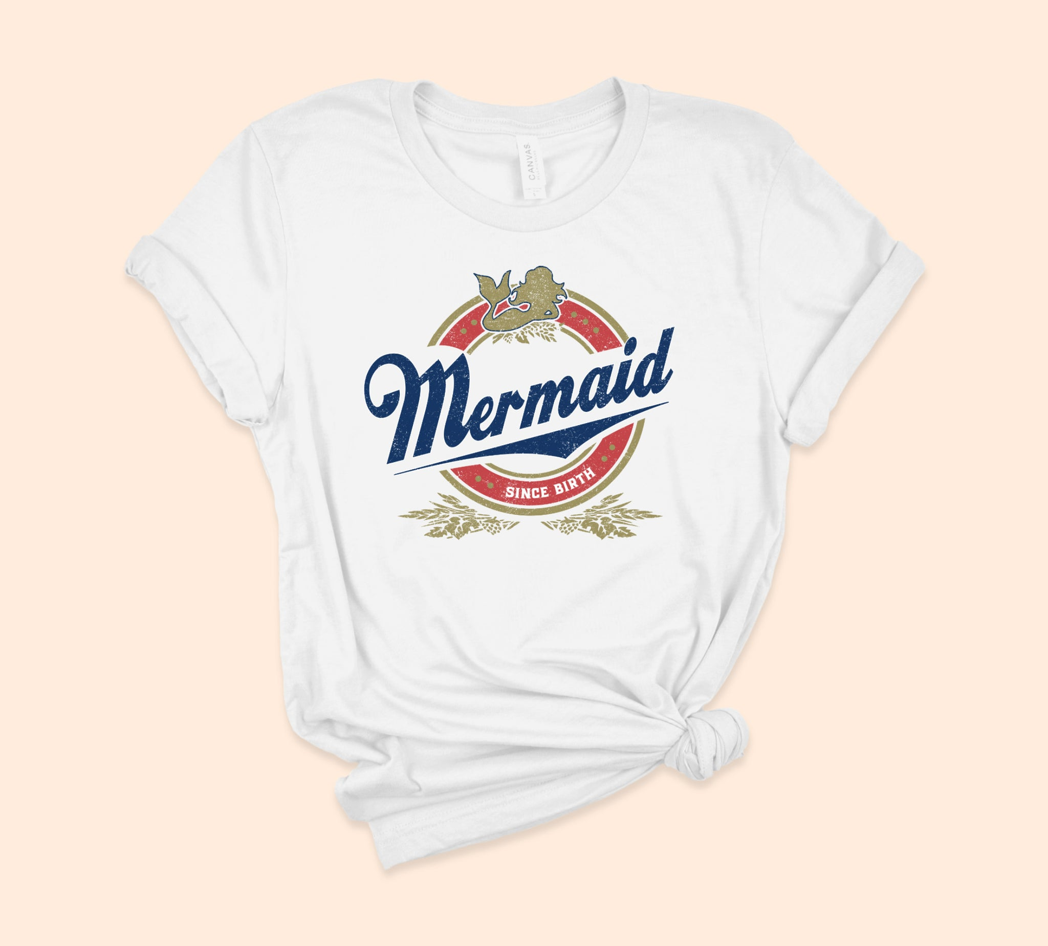 Mermaid Since Birth Shirt