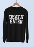 Black sweatshirt saying death eater - HighCiti