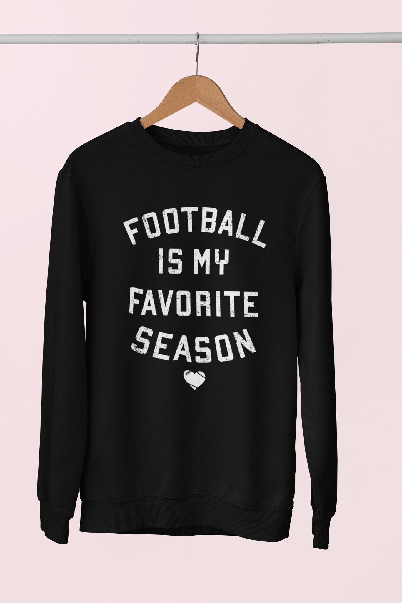 Football Is My Favorite Season Sweatshirt