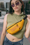 Be Groovy Or Leave Man Fanny Pack