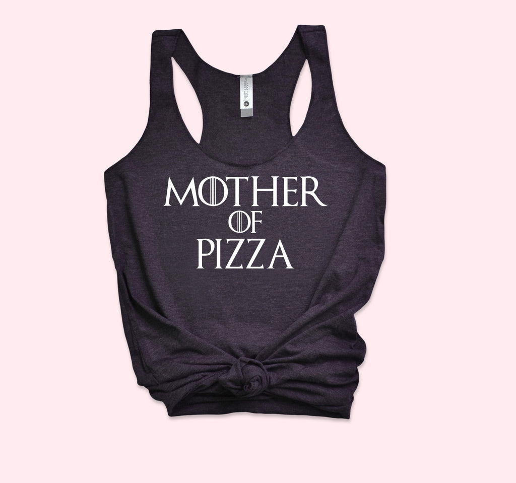 Mother Of Pizza Tank - HighCiti