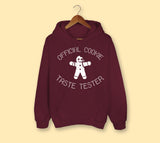 Official Cookie Taste Tester Hoodie