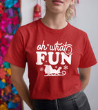 Oh What Fun Shirt