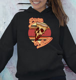 Pizza Or Death Hoodie - HighCiti