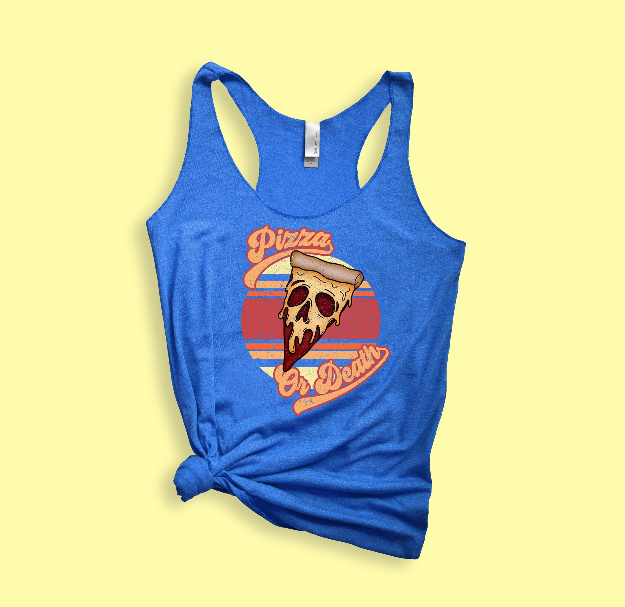 Pizza Or Death Tank