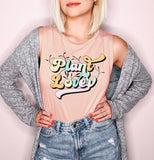 Plant Lover Muscle Tank