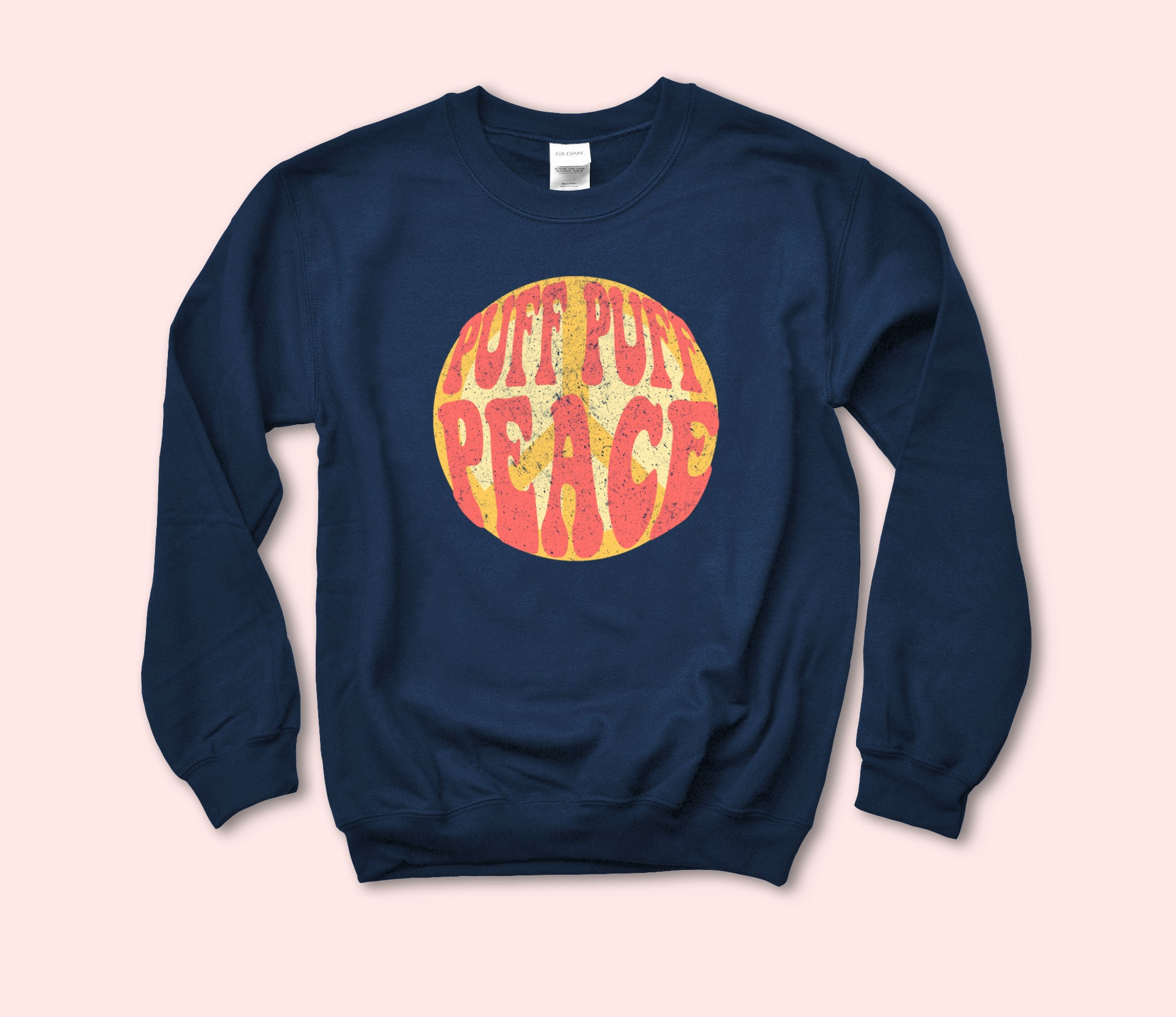 Puff Puff Peace Sweatshirt