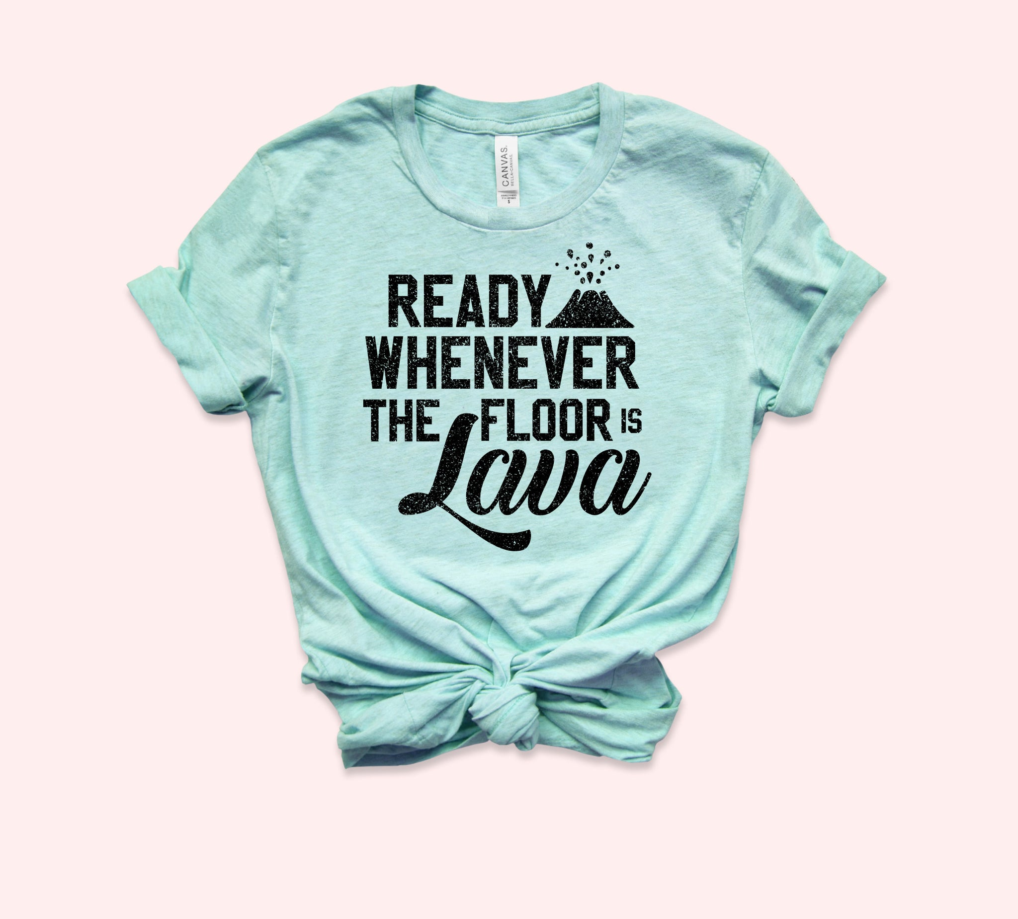 The Floor Is Lava Shirt