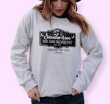 Sanderson Bed And Breakfast Sweatshirt
