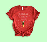 Santa I Know Him Shirt