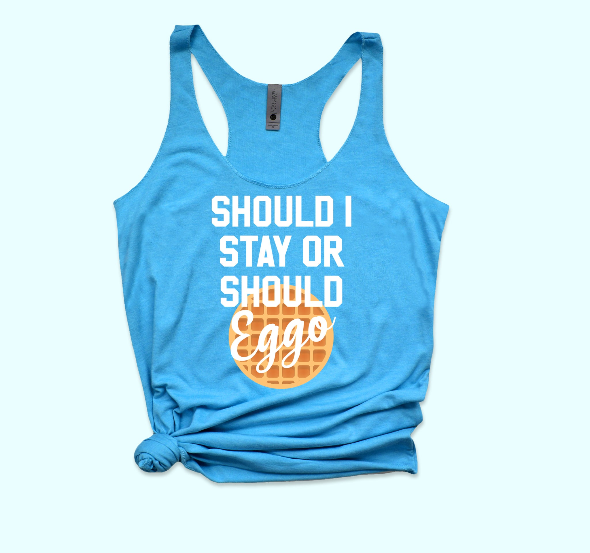 Should I Stay Or Should Eggo Tank